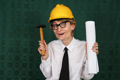 DIY nerd Stock Photography