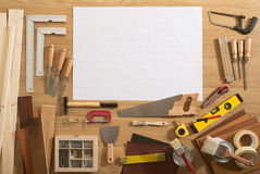 DIY project Royalty Free Stock Photo
