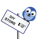 DIY store Royalty Free Stock Image