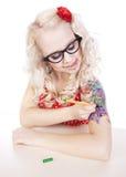 diy tatuering Fotografering för Bildbyråer
