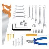 Diy tools Royalty Free Stock Photo