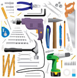 Diy tools Stock Image