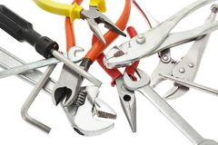 DIY Tools Royalty Free Stock Photos