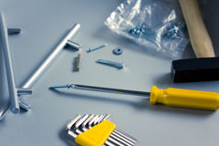 Diy tools and equipment Stock Photos