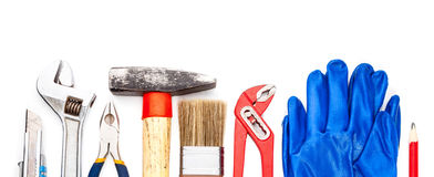 DIY tools Royalty Free Stock Image