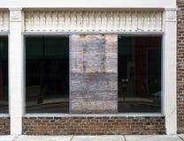 DIY Window Repair stock image