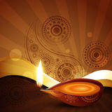 Diya background Royalty Free Stock Images