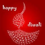 Diya van Diwali Stock Fotografie