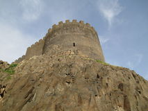 Diyarbakır Castle and Fortress. Diyarbakır castle in eastern Turkey which belongs to Romans stock photo