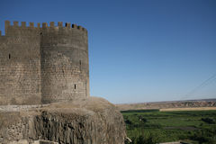Diyarbakir Castle Royalty Free Stock Photos