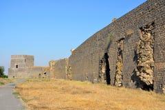 Diyarbakir's city walls Royalty Free Stock Images