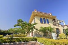 Diyuan Victoria Hotel Xiamens, luftgetrockneter Ziegelstein rgb Lizenzfreie Stockfotos