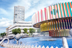 Dizengoff-Quadrat, Tel Aviv Lizenzfreie Stockbilder
