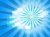 Dizzy Background Means Dizziness Tunnel rayé ou mouvement trouble Photographie stock libre de droits