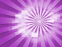 Dizzy Background Means Dizzy Perspective rayé ou abstraction Image libre de droits