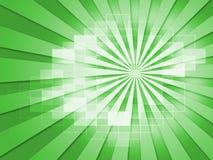 Dizzy Background Shows Dizzy Movement a strisce o arte futuristica Fotografia Stock