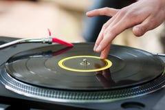DJ imagens de stock