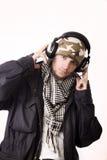 DJ Obraz Royalty Free