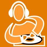 DJ Lizenzfreies Stockfoto