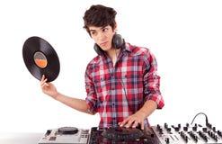 DJ Royalty Free Stock Image