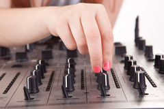 DJ Royalty Free Stock Image
