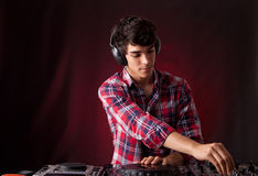 DJ Stock Photos