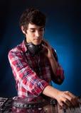 DJ Royalty Free Stock Photography