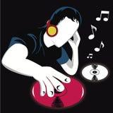 DJ бесплатная иллюстрация