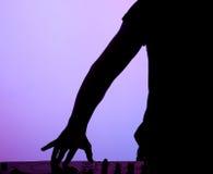 DJ Stock Foto