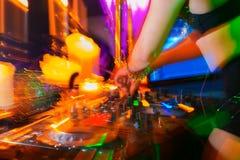 DJ Στοκ Εικόνες