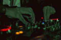 DJ Royaltyfria Foton