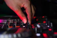 DJ Fotografía de archivo