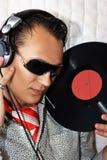 DJ Imagens de Stock Royalty Free