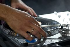 Free DJ Stock Photo - 724050