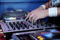 DJ Stock Afbeeldingen