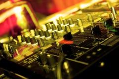 DJ Στοκ Εικόνα