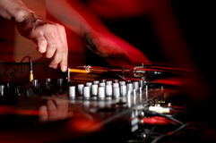 Dj Royalty Free Stock Photos