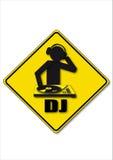 DJ Fotografía de archivo libre de regalías