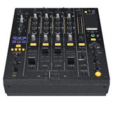 Dj audio devices Royalty Free Stock Image