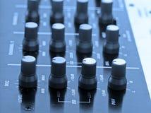 DJ-Audiomischer stockfotos