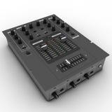DJ Battle Mixer stock image