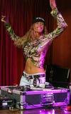 DJ Benzina stock photo