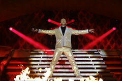 DJ Bobo Stockfotos