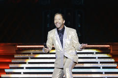 DJ Bobo Royalty Free Stock Images