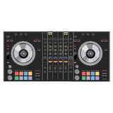 Dj console Royalty Free Stock Photos