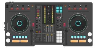 DJ Console Stock Image