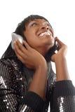 DJ de risa Imagen de archivo