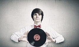 dj disco Zdjęcie Stock