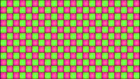 Dj disco background checker Royalty Free Stock Image