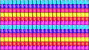 Dj disco background rainbow Royalty Free Stock Photography